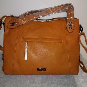 Jessica Simpson Crossbody leather purse